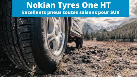SUV pneus toutes saisons